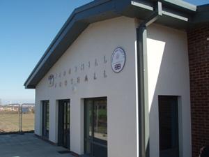 Dean Bank sports facility