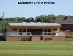 Mainsforth Cricket Pavilion