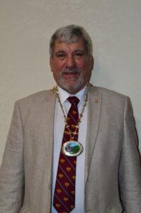 Councillor Joe Makepeace