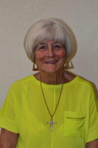Councillor Margaret Seymour