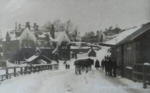 Ferryhill Station
