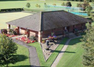 Mainsforth Bowls Pavilion