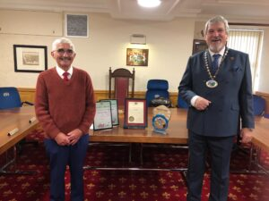 Ferryhill In Bloom Presentation